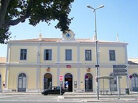 Gare DAix En Provence Wikipdia