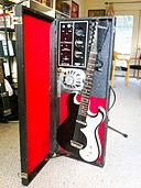 Silvertone Guitar / Amp Case - OEM Danelectro