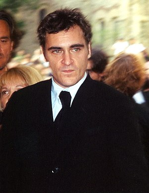 Photo of Joaquin Phoenix at the Toronto Film F...