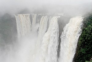 Jog Falls are one of the highest waterfalls in...