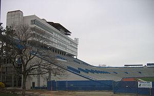 David Booth Kansas Memorial Stadium  Wikipedia