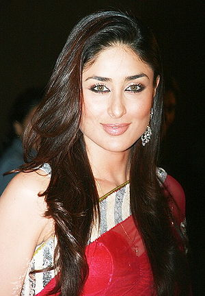 Indian actress Kareena Kapoor