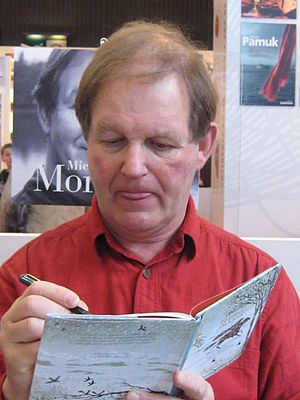 English: Michael Morpurgo Français : Michael M...