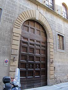 Palazzo Spinelli Firenze  Wikipedia