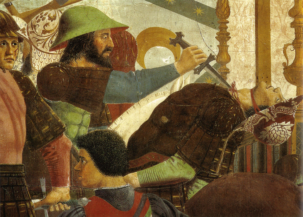 Battaglia di Eraclio e Cosro  Wikipedia