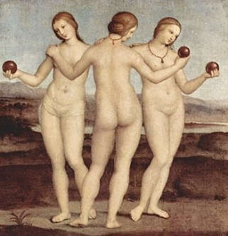 Raphael, Three Graces