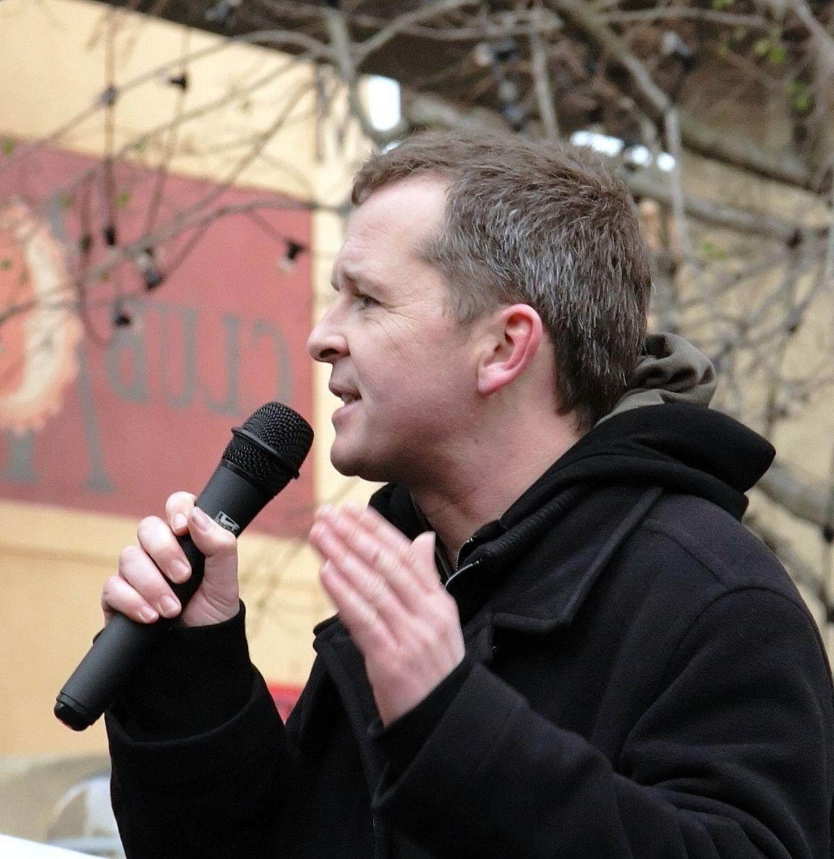 Richard Boyd Barrett  Wikipedia