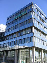 Wikipedia: Siemens  WikiNews de