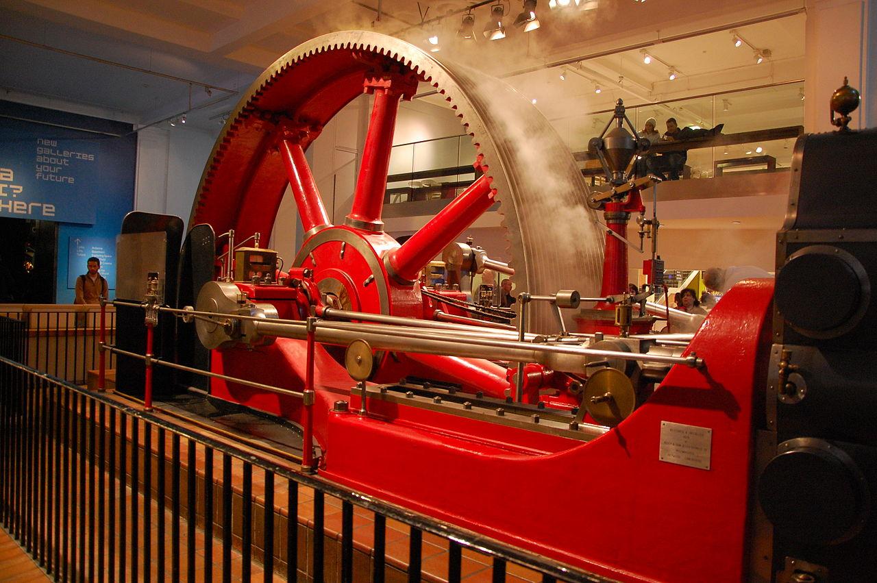 FileSteam engine Science Museum LondonJPG  Wikimedia