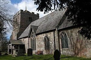 English: Allensmore Church. Allensmore Church ...