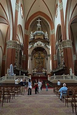 Baslica de San Petronio  Wikipedia la enciclopedia libre