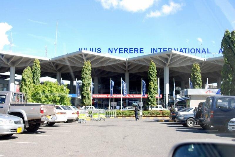 Aéroport Julius Nyerere (Dar es Salaam)