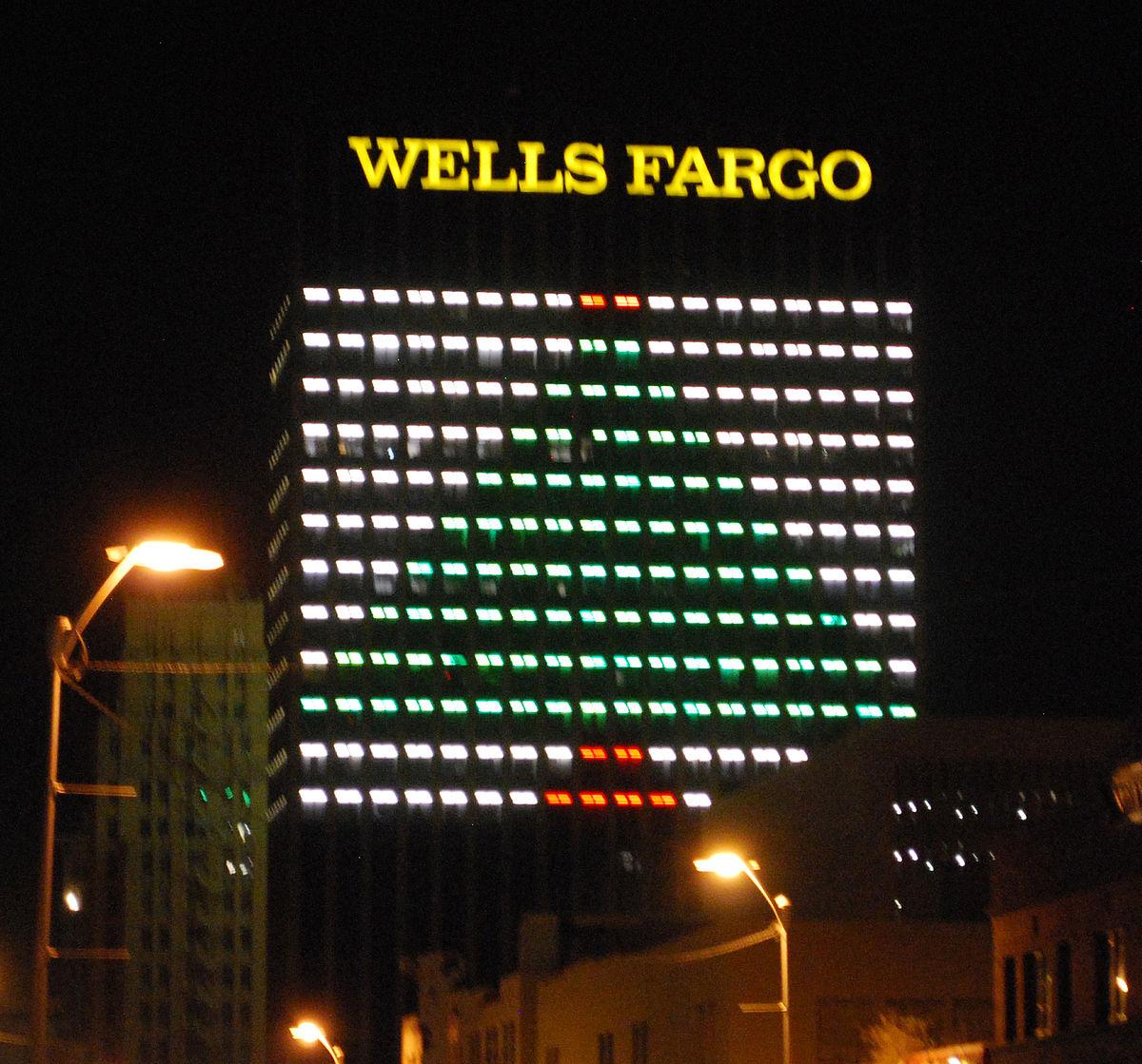 Wells Fargo Plaza El Paso  Wikipedia