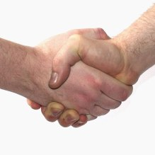 Handshake (Workshop Cologne '06)