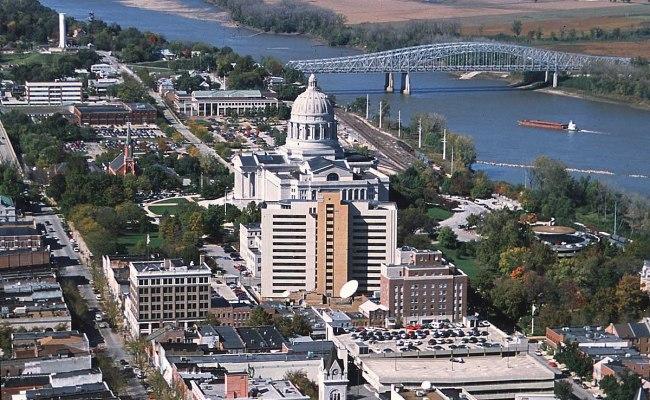 Jefferson City Missouri Wikipedia