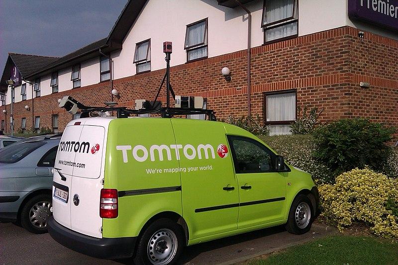 Tom Tom Kamera Auto