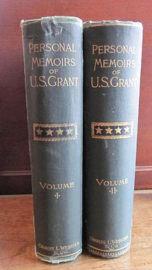 Personal Memoirs of Ulysses S Grant  Wikipedia