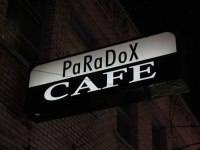 Paradox Cafe, Belmont, Portland, OR 2012