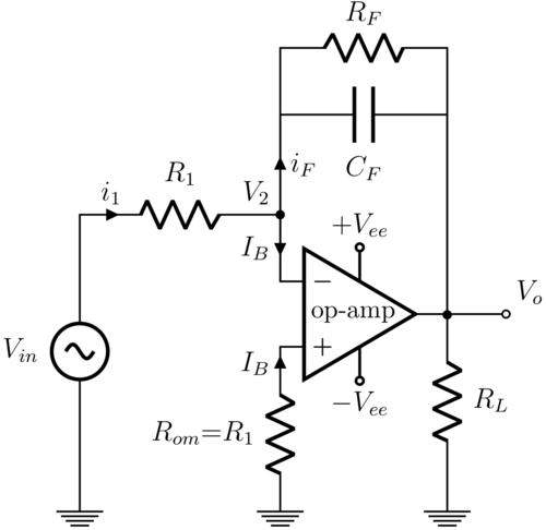 aa one k a compact current voltage output integrated amplifier