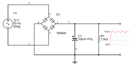230v generator wiring diagram banquet table set up penyearah - wikipedia bahasa indonesia, ensiklopedia bebas
