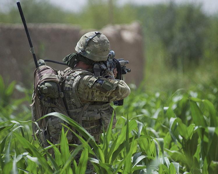 File:Royal Marine from 42 Commando on Patrol in Afghanistan MOD 45153167.jpg