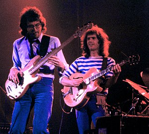 Steve Rodby and Pat Metheny