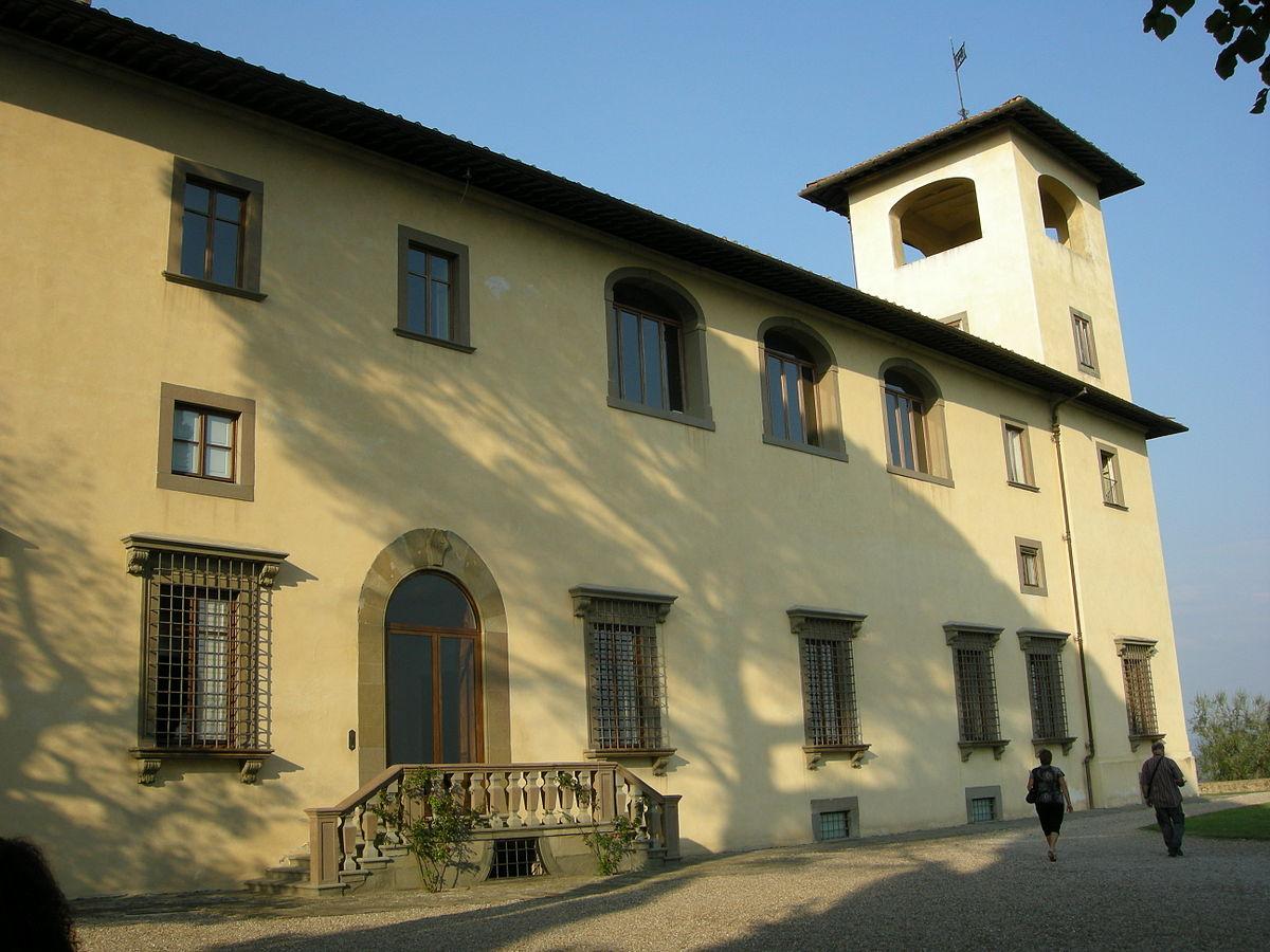 Villa La Sfacciata  Wikipedia