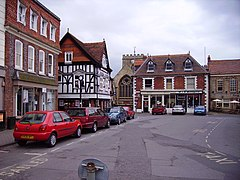 Wantage church and town.JPG