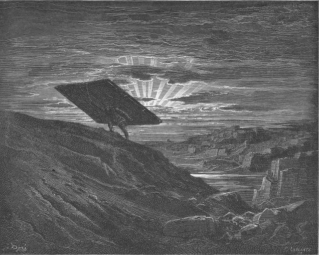 שמשון בשערי עזה