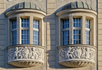 Oriel window - Wikipedia
