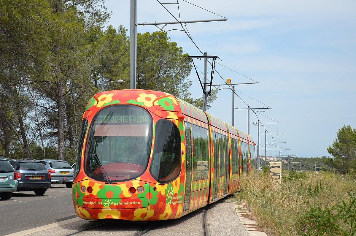 Ligne 2 du tramway de Montpellier  Wikipdia