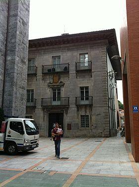 Aranburu jauregia Tolosa  Wikipedia entziklopedia askea