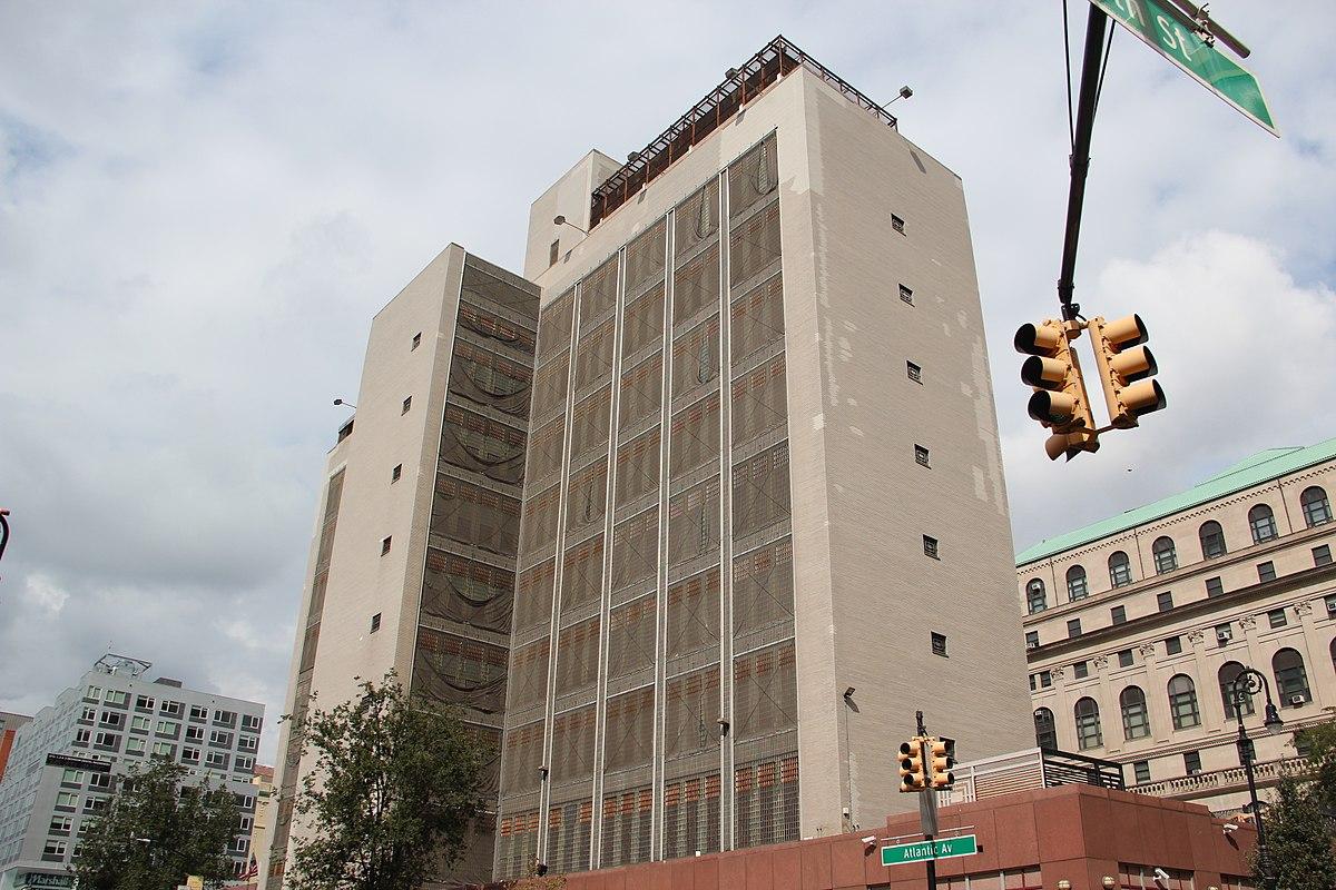 Brooklyn Detention Complex  Wikipedia