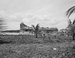 El Cañuelo, Isla de Cabras, Puerto Rico Histor...