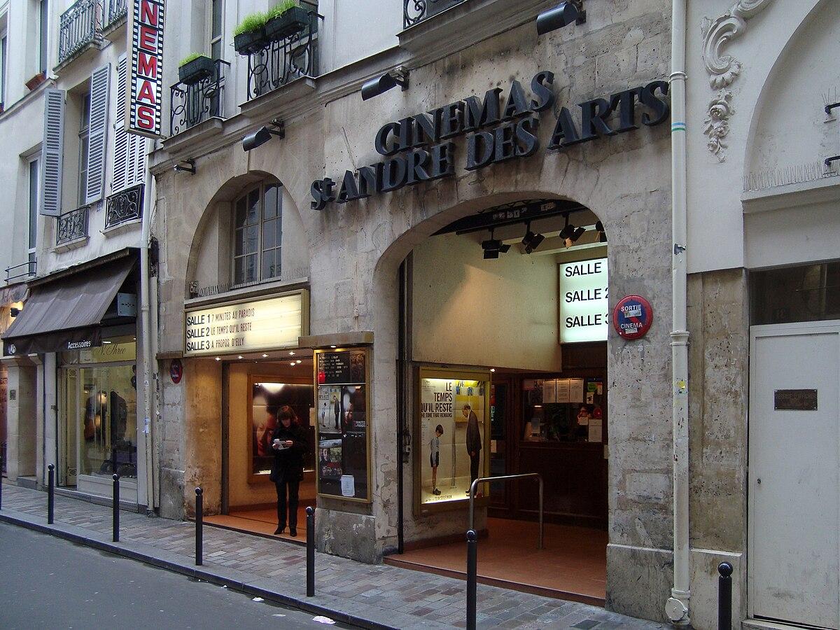 SaintAndrdesArts cinma  Wikipdia