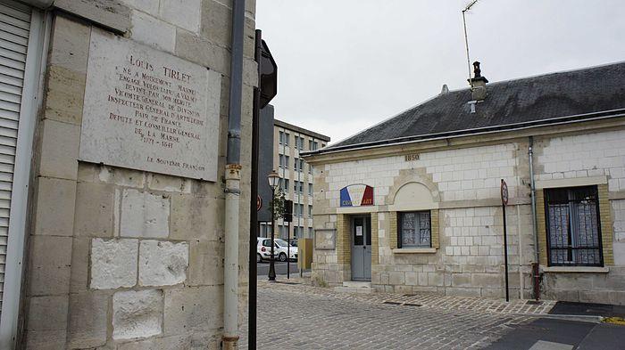 Bastion DAumale Monument Historique Chlons En