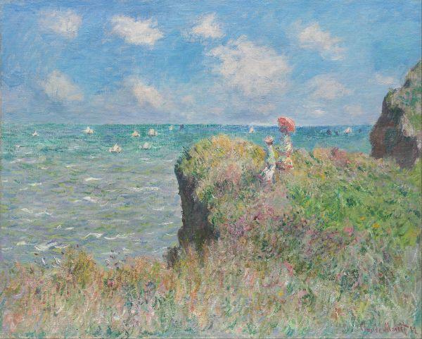 Cliff Walk Pourville - Wikipedia