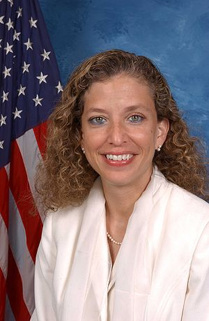 Debbie Wasserman Schultz, official photo portr...