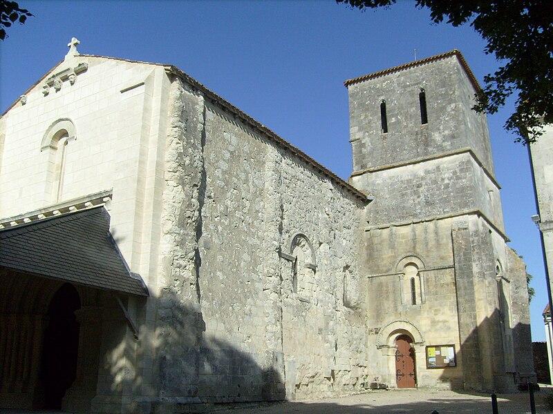 Eglise Saint-Porchaire GR360