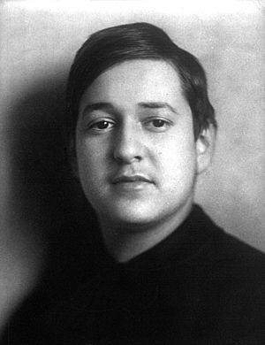 English: Austrian-American composer Erich Wolfgang Korngold (1897-1957)