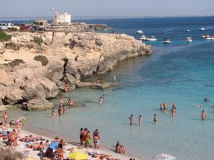 Plaża Favignana