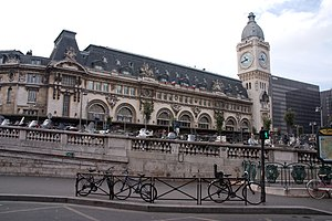Gare de Lyon, Paris, France