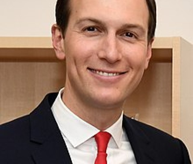 Jared Kushner From Wikipedia