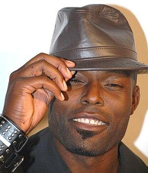 Actor Jimmy Jean-Louis