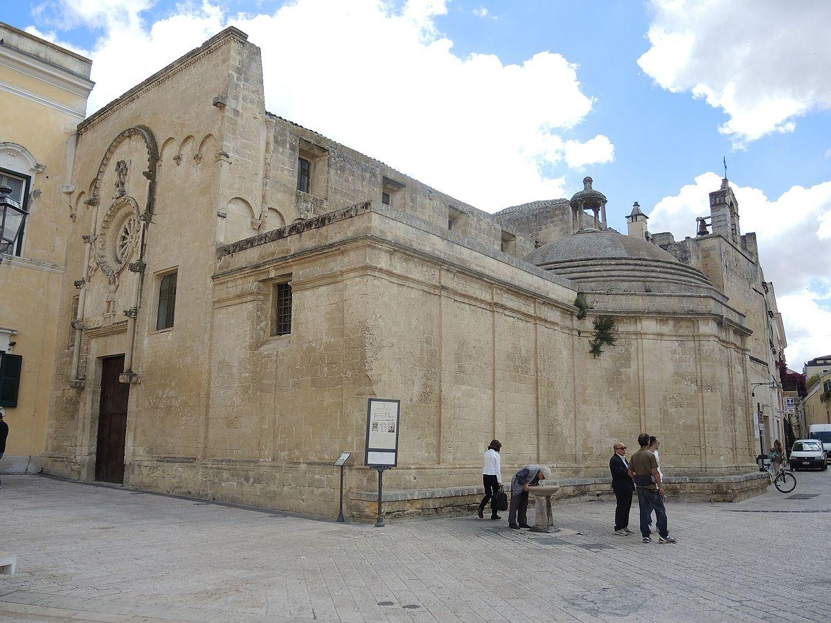 Chiesa di San Domenico Matera  Wikipedia