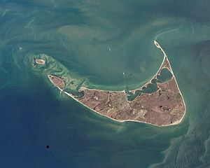 USA-MASSACHUSETTS/NANTUCKET ISLAND ISS004-E-10...