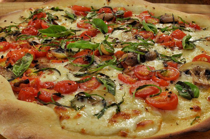 재미있게 읽은 '맛있는 세계사' 내용 정리 피자