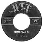 Disco original do Please Please Me