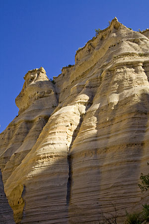 Kasha-Katuwe Tent Rocks National Monument, New...