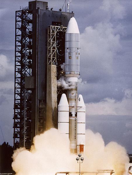वायेजर २ का प्रक्षेपण